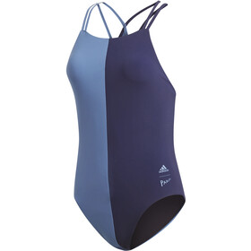 adidas Fit PAR Swimsuit Women legend ink/corblu